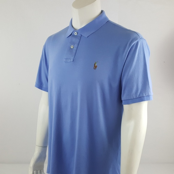 Polo by Ralph Lauren Other - Polo Ralph Lauren Pima Soft Touch Blue XL